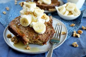 Sourdough Banana Bread French Toast: Your New Favorite Breakfast