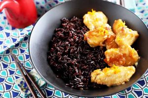 How to Cook Black Rice in the Electric Pressure Cooker