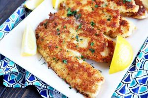 Quick and Easy 20-Minute Parmesan Tilapia