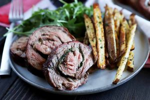 Italian Stuffed Steak Pinwheels: An Elevated Entree