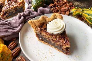 Go Nuts Over Fall Baking with Classic Homemade Pecan Pie