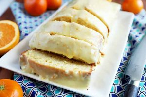 Super Moist Orange Pound Cake will Bring a Burst of Sunshine to Your Kitchen
