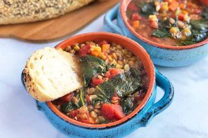 Italian Lentil Soup: A Hearty Meal for Busy Days