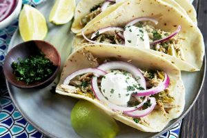 Slow Cooker Pork Tacos Are the Lazy Cook's Dream for Taco Tuesday