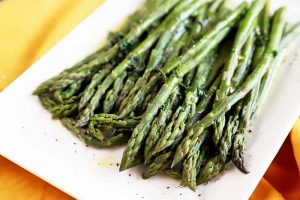 How to Cook Asparagus in the Electric Pressure Cooker