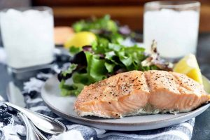 How to Cook Salmon in the Electric Pressure Cooker