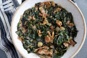 How to Cook Collard Greens in the Electric Pressure Cooker
