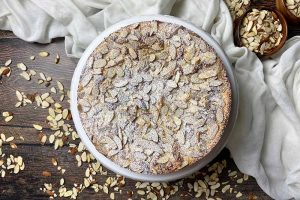 Gluten-Free Almond Cake