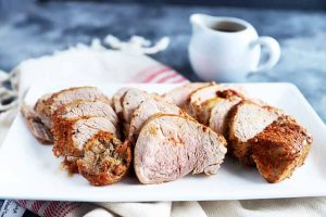 How to Cook Pork Tenderloin in the Electric Pressure Cooker