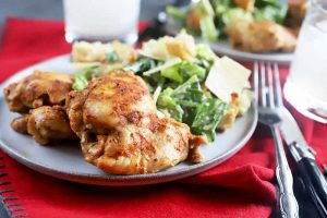 How to Cook Boneless Chicken Thighs in the Electric Pressure Cooker