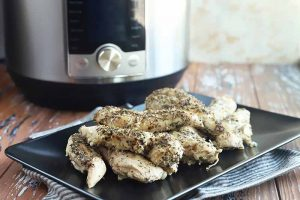 How to Cook Chicken Tenders in the Electric Pressure Cooker