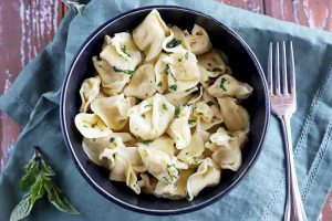 How to Cook Tortellini in the Electric Pressure Cooker