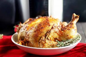 How to Cook a Whole Chicken in the Electric Pressure Cooker