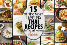 Find the best homemade Thai recipes right here!
