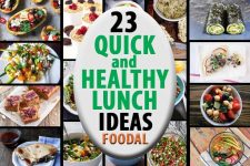 23 Quick and Healthy Lunch Ideas | Foodal.com