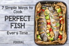 7 Simple Ways to Cook Perfect Fish Every Time | Foodal.com
