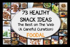 73 Healthy Snack Ideas: The Best on The Web | FOODAL.COM