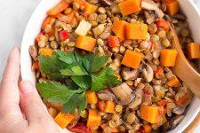 Argentine Lentil Stew | Foodal.com