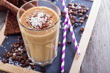 Coconut Chocolate Coffee Smoothie Recipe | Foodal.com