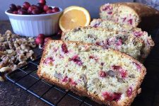 Cranberry Orange Nut Bread | Foodal.com