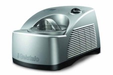 DeLonghi GM6000 Gelato Maker with Self-Refrigerating Compressor | Foodal.com