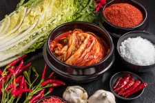 Try kimchi for an excellent fermented food source. | Foodal.com