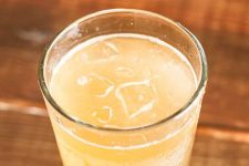 Ginger Lavender Tonic close up | Foodal