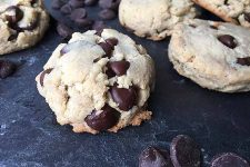 Gluten-Free Paleo Chocolate Chip Cookies | Foodal.com