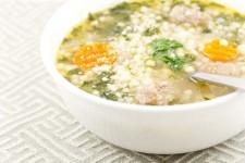 The Best Italian Wedding Soup   Foodal.com