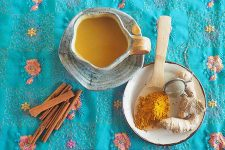 Turmeric tea with assorted spices. | Foodal.com