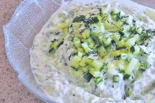 Make the Best Cool and Creamy Tzatziki Sauce and Dip | Foodal.com