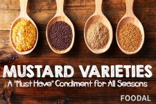 "Mustard Varieties: A ""Must Have"" Condiment for All Seasons 
