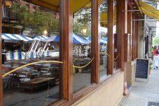 Outside of Meli Cafe