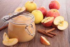 Pressure Cooker Maple Cinnamon Applesauce | Foodal