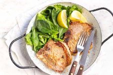 Quick and Easy Honey Mustard Pork Chops | Foodal.com