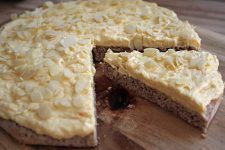 Recipe for Swedish Mandeltårta Swedish Tart