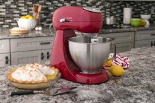 Review of the Hamilton Beach Eclectrics All-Metal Stand Mixer   Foodal.com