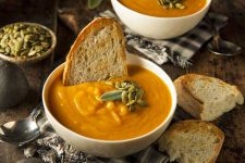Slow Cooker Butternut Squash Soup | Foodal.com