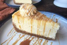 Spiced Eggnog Cheesecake | Foodal.com