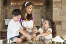 Teaching Your Children to Cook