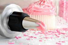 Tips are one of the many essential tools needed for cake decorating. | Foodal.com