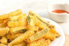 The Best Deep-Fried Zucchini Fries | Foodal.com
