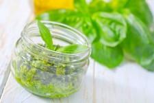 The Best Homemade Vegan Pesto   Foodal.com