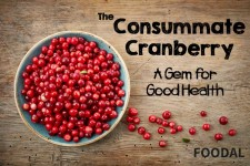 The Consummate Cranberry: A Gem for Good Health | Foodal.com