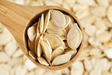 Toasted and Seasoned Pumpkin Seeds Recipe   Foodal.com