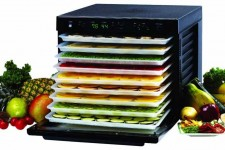 Tribest Sedona SD-P9000 Digitally Controlled Food Dehydrator Review|Foodal.com