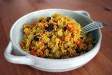Vegetarian Sweet Potato Pilaw Recipe | Foodal.com