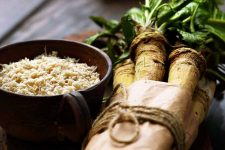 Wrapped Whole Horseradish | Foodal.com