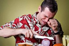 You Don't Have to Cry: 5 Ways to Stop Onion-Cutting Misery