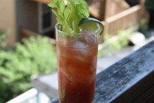 Hot Pepper-Infused Vodka Bloody Mary | Foodal.com